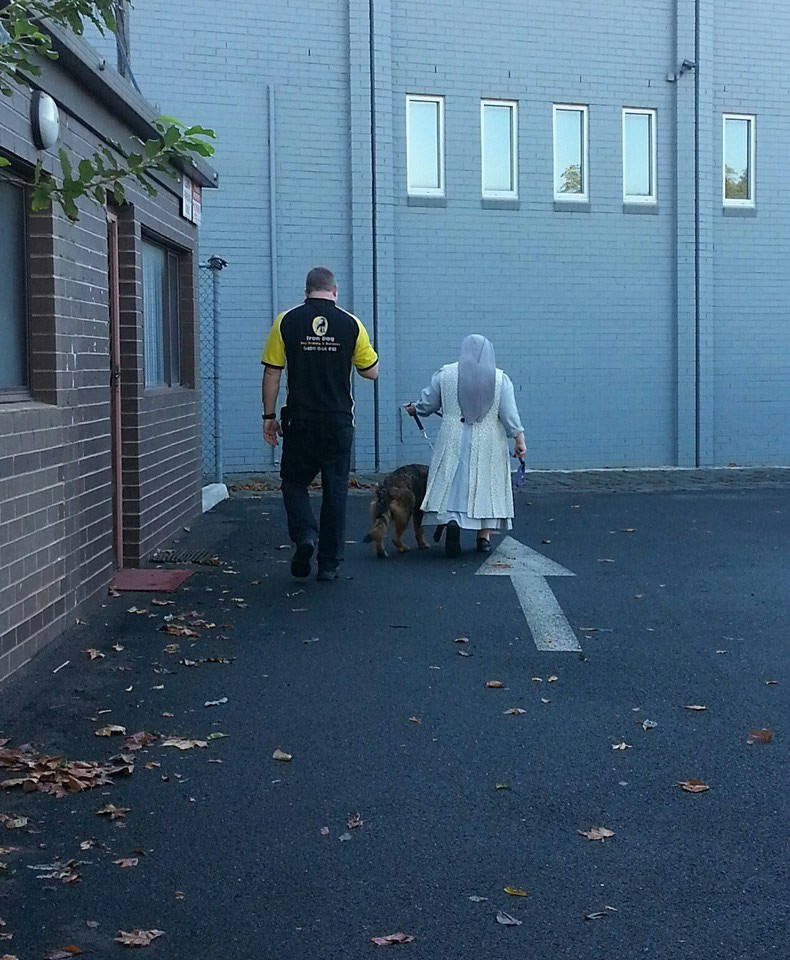 trainer and nun 2