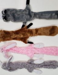 Soft Plush Squeaky Dog toys 60cm long
